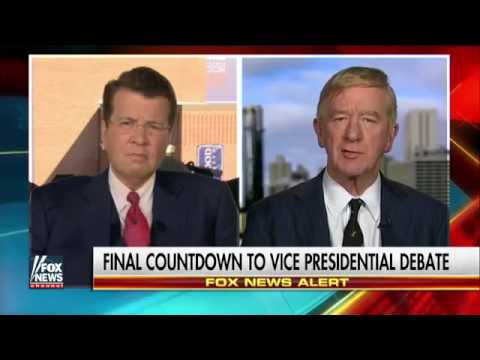 William Weld  Why would any Republican vote for Trump