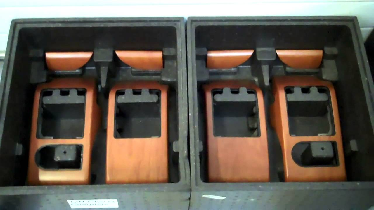 Range Rover L322 2006 - 2012 Ten piece interior trim kit ...