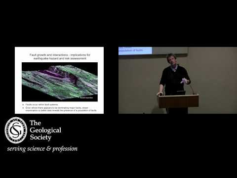 London Lecture _ Fault growth and interactions_October 2017