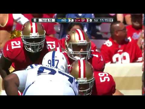 2013 Colts @ 49ers