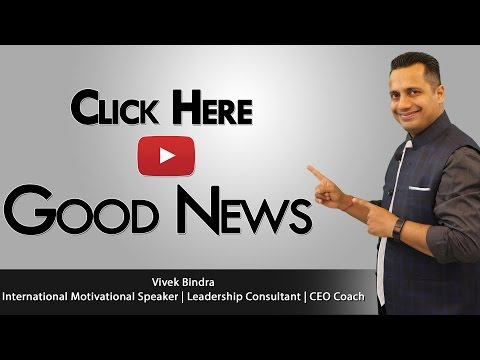 Mr. Vivek Bindra Best Motivational Speaker in India & Asia, Most Inspirational Trainer