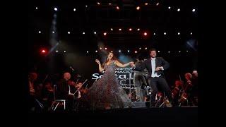 """Broadway Sinfonico"" Promo Video Lauren Jelencovich, Mauricio Martinez and Felipe Tristan"