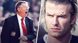 The day Alex Ferguson threw a shoe at David Beckham's head | Oh My Goal