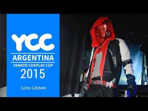 Yamato Cosplay Cup 2015 Argentina - Batman Arkham Knight