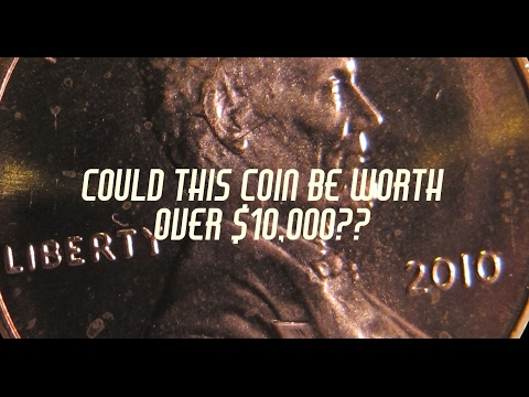 Check Your 2010-2017 Lincoln Shield Cents - $10,000+ Penny May Be Hiding In Your Pocket Change!