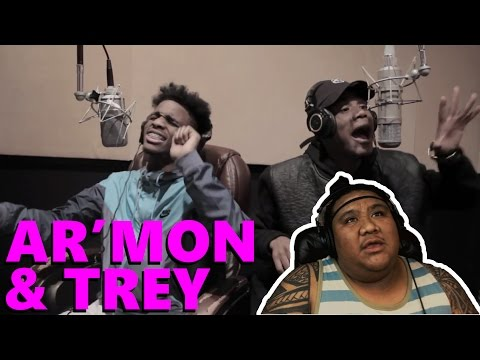 Ar'mon & Trey -  Fake Love | Black Beatles...