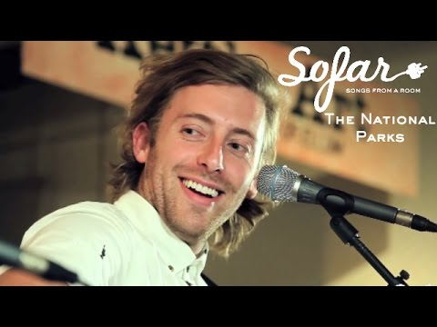 The National Parks - You Are Gold | Sofar Fort Worth