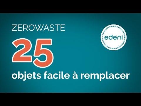 ZEROWASTE : 25 objets faciles à remplacer!