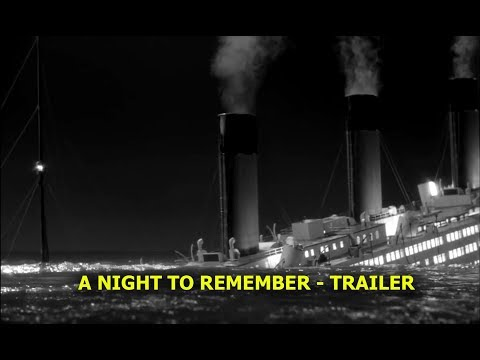 A Night to Remember is listed (or ranked) 8 on the list The Best Disaster Movies on Netflix Instant