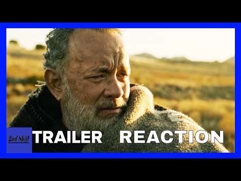 News of the World Trailer #1 (2020) – (Trailer Reaction) The Second Shift Review