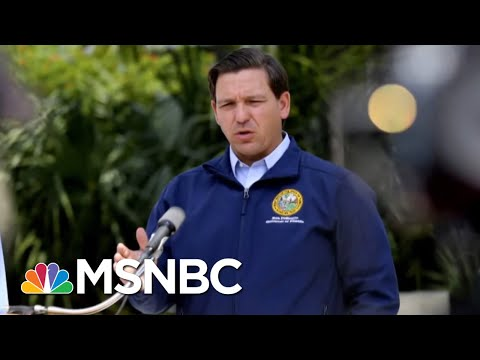 Gov. Admits He Didn't Know Asymptomatic People Could Pass Virus | Morning Joe | MSNBC
