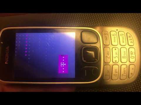 hard reset Nokia 6303