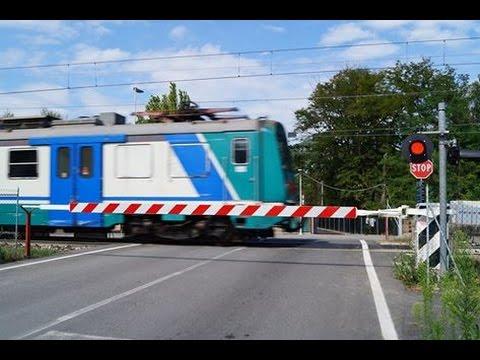 Treni e passaggi