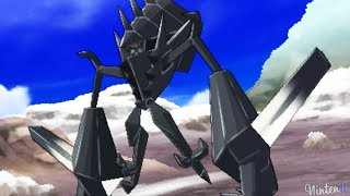 Pokemon Ultra Sun and Moon - Catching Necrozma