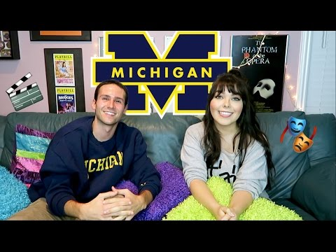 Theatre at University of Michigan | School Spotlight | Katherine Steele