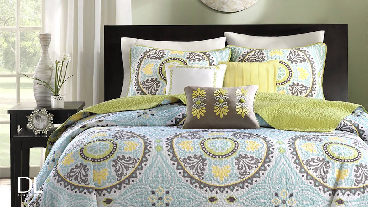 lovely madison park coverlet set for your home ideas