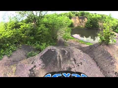 Bluff Creek OHV Trails Bussey Iowa