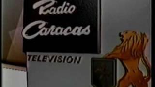 """RCTV promo 1995 jingle """"RCTV.. la television""""...Version 3"""
