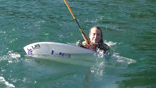 Wake Surf Trick Tips With AIR'N - #1 Stand Up!