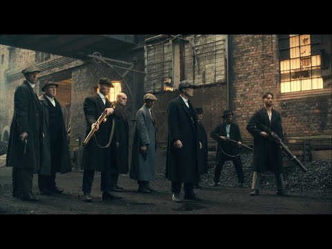 The Final Battle With Kimber | Peaky Blinders.
