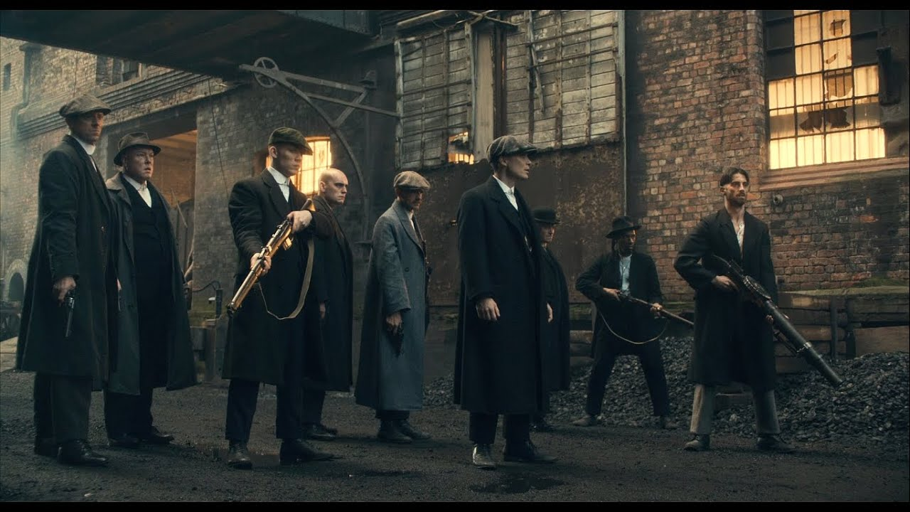 Download The final battle with Kimber | S01E06 | Peaky Blinders.