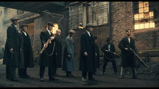 The final battle with Kimber | S01E06 | Peaky Blinders.