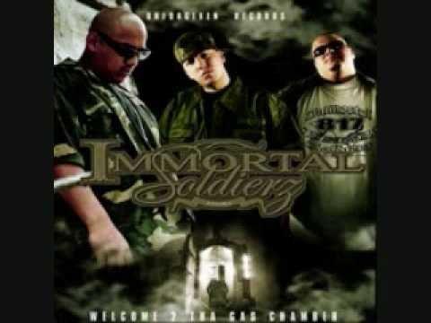 Immortal Soldierz - Pocket Full Of Money