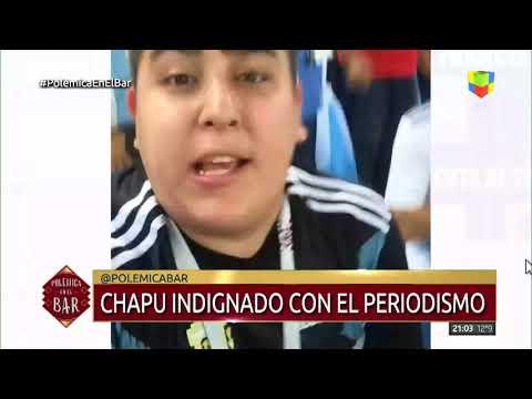Chapu Martínez dedicó unas palabras a quienes lo tildan de mufa