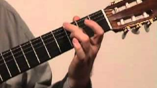 Classical Lesson 3 Greensleeves Part 1