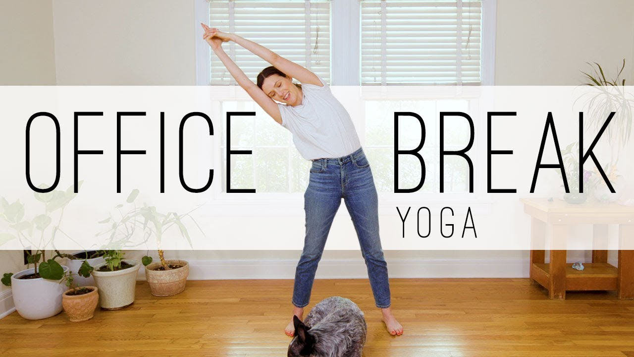 Office Break Yoga