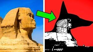 6 БЕЗУМНЫХ ВЕЩЕЙ О ДРЕВНЕМ ЕГИПТЕ, КОТОРЫХ ВЫ НЕ ЗНАЛИ