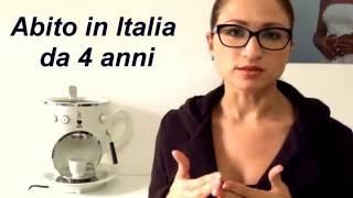 Итальянский язык урок №9 (О себе)