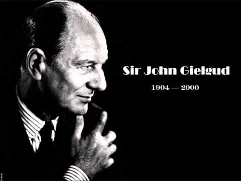 The Devoted Friend by Oscar Wilde - Audiobook read by John Gielgud
