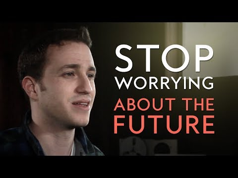Stop Worrying About the Future (Christian Inspiration) Troy Black
