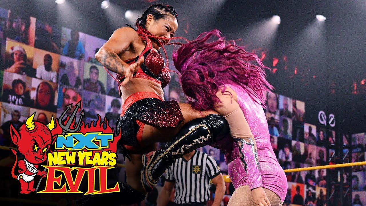 Xia Li returns in impressive fashion: NXT New Year's Evil, Jan. 6, 2021