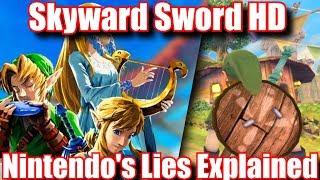 Truth Behind Zelda Skyward Sword HD Not Releasing & Nintendo