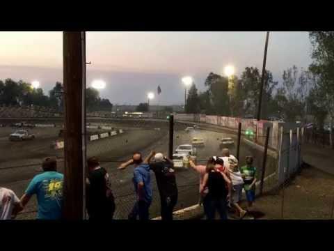 Bakersfield Speedway 8/20/16 Hobby Heat 2