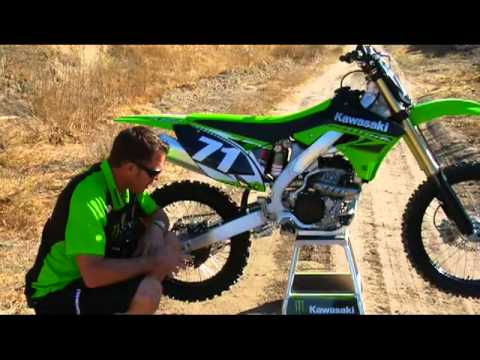 First Impression - 2010 Kawasaki KX250F - TransWorld Motocross - YouTube