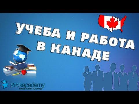Учеба и работа в Канаде [4K]