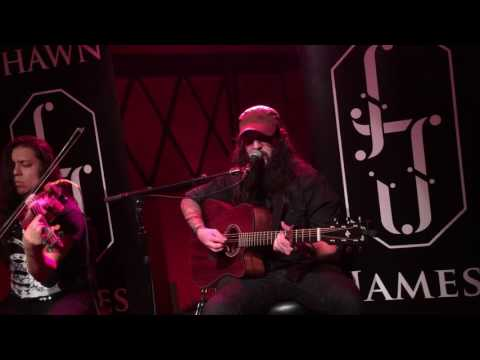Shawn james - through the valley live in NYC
