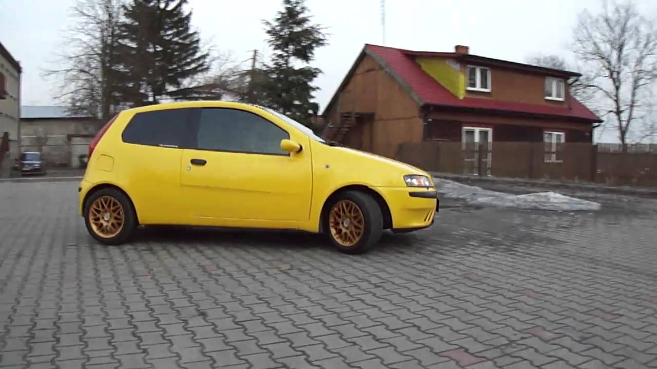 fiat punto 1 2 16v 80km puntolot youtube. Black Bedroom Furniture Sets. Home Design Ideas