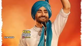 Banned  -  Ranjit Bawa ( status video ) latest Punjabi song djjohal punjabi
