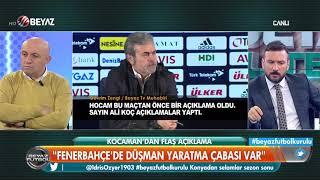 Alex neden Konyaspor maçına geldi? Aykut Kocaman Alex için neler dedi?