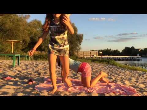 Yoga challenge Йога челлендж