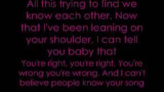 with love hilary duff lyrics