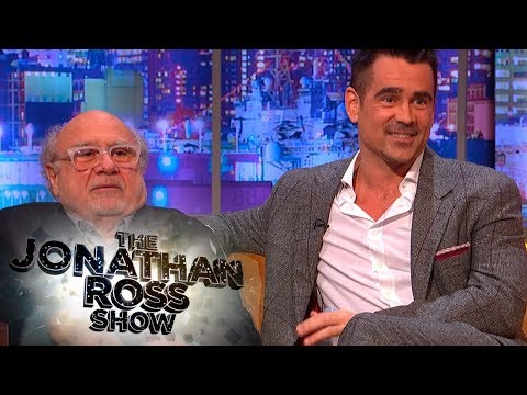 How much do Colin and Danny know about each other? - The Jonathan Ross Show