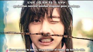 Video V & Jin (BTS) - Even If I Die, It's You (죽어도 너야) [Sub Español + Hangul + Rom] Hwarang OST download MP3, 3GP, MP4, WEBM, AVI, FLV Juli 2018