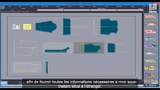Lectra Modaris - Saviez-vous? # 38- Exportation de fichiers DXF depuis Modaris