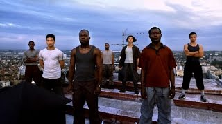 Yamakasi (parkour music video)