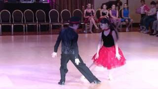 Dance Fever Spring Showcase 2011 -  Adam and Danisha